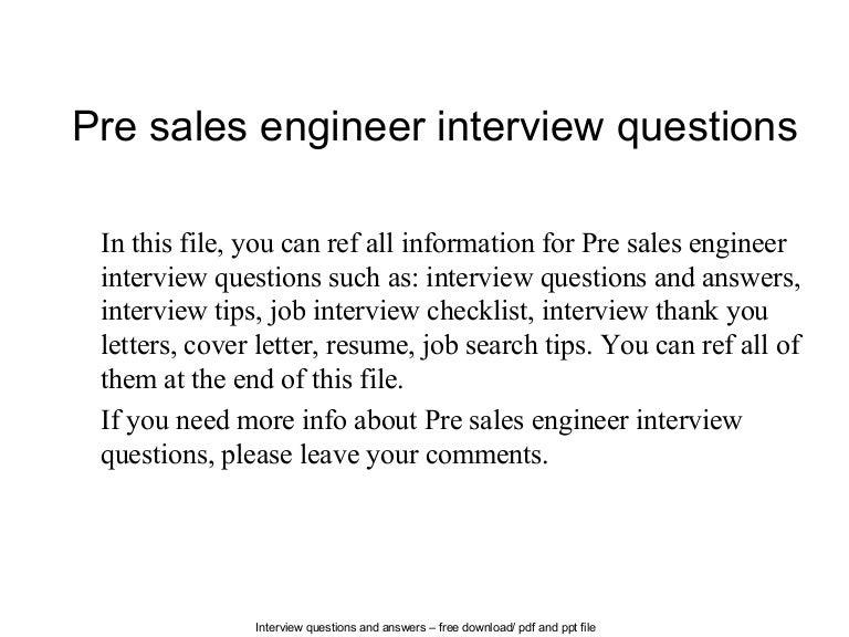 Cisco Pre Sales Engineer Sample Resume Kieran Ryan Cv Business