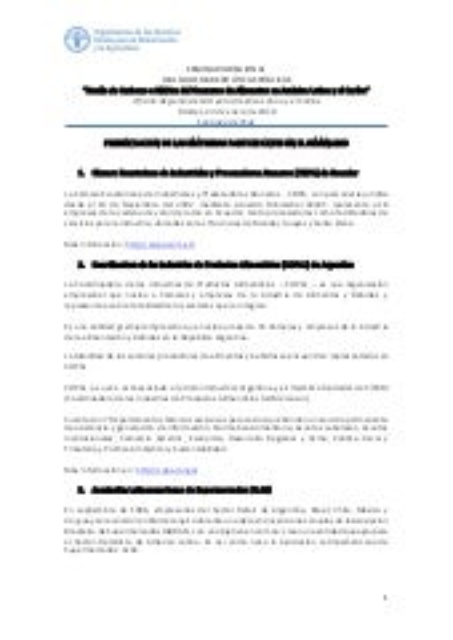 Presentación de empresas IR3 sector privado