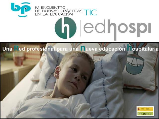 Presentación Proyecto Edhospi en Encuentro BBPP CITA
