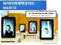 Los dispositivos móviles en el aula de ELE