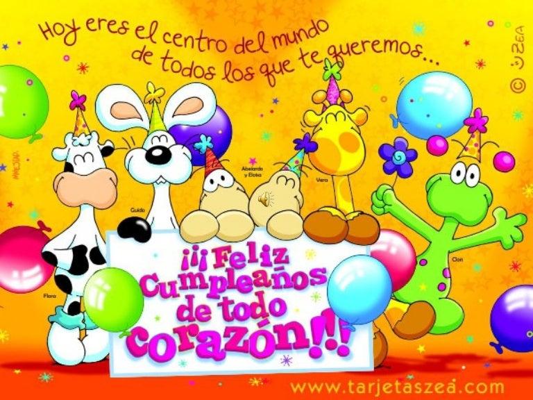 Открытки с днем рождения на испанском языке с переводом, февраля своими