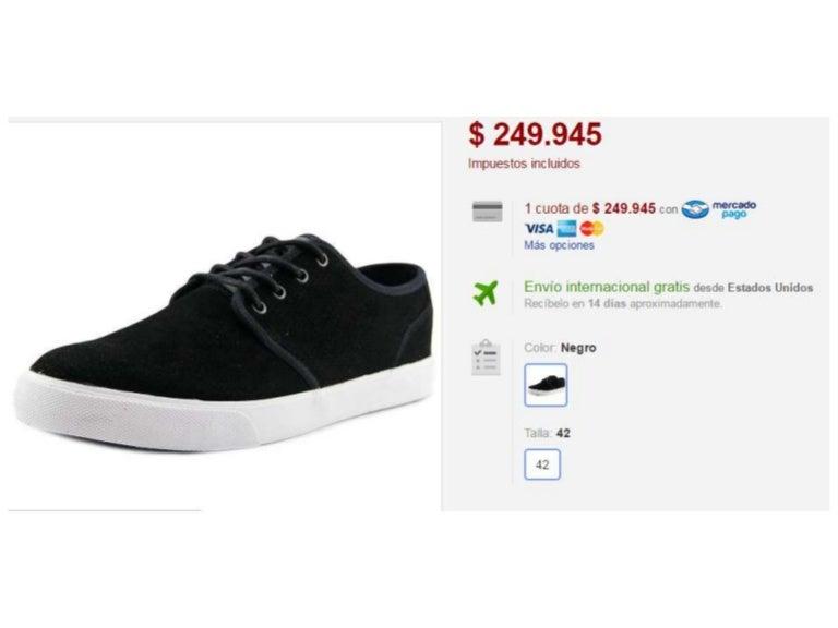 zapatos salomon en bogota colombia importados wish