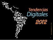 Evento Tendencias Digitales 2012