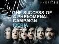Innovadora campaña de marketing para el lanzamiento de la serie Héroes
