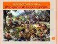 """Presentación Proyecto """"Un paseo por la prehistoria"""""""