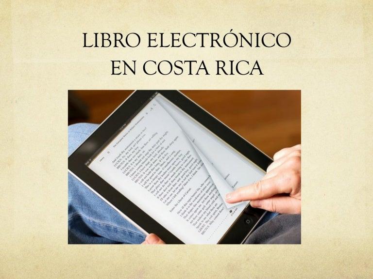 Generalidades Sobre El Libro Electrónico