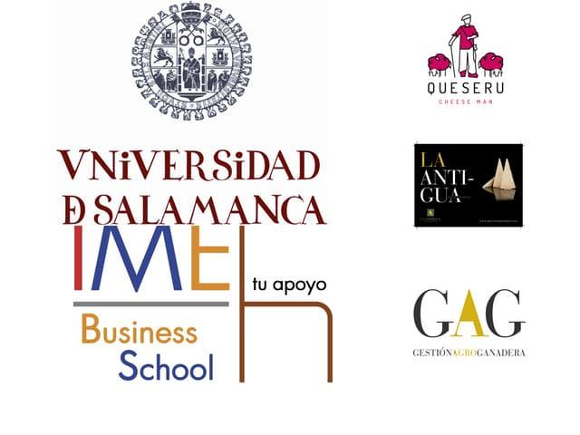 Presentación MBA de Salamanca.
