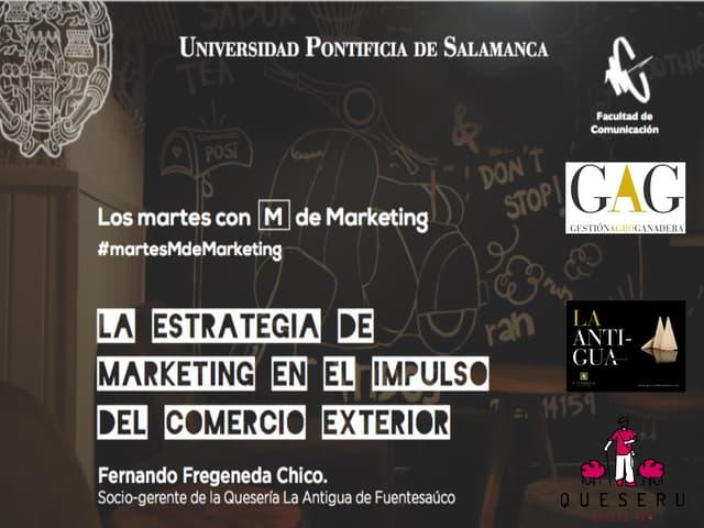 En La Ponti: #MartesMdeMarketing.