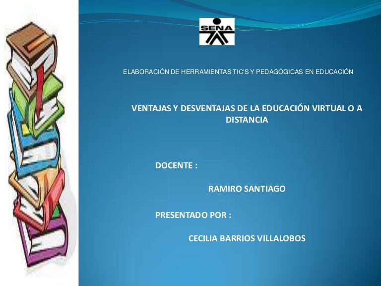 presentacion power point educacion virtual