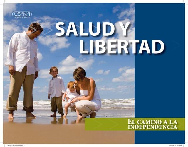 Presentacion Salud Y Libertad