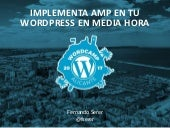 Optimiza tu WordPress para móviles en media hora con AMP