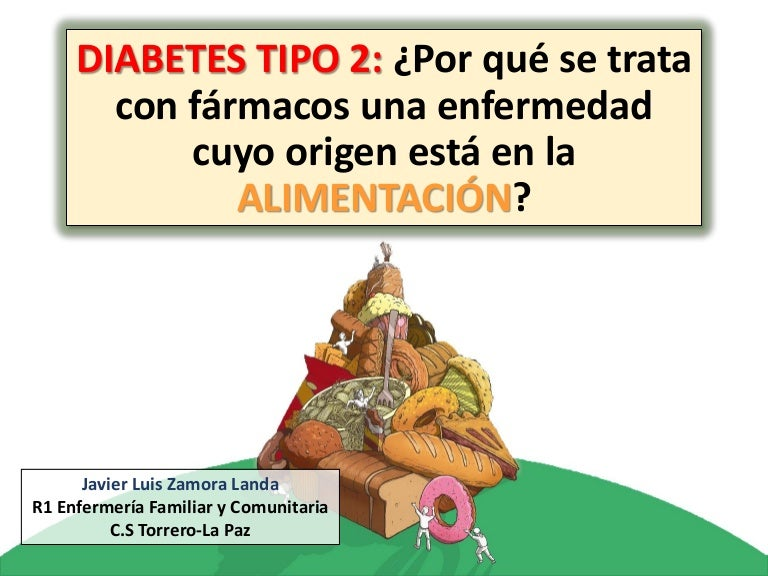 causa subyacente de diabetes tipo 2