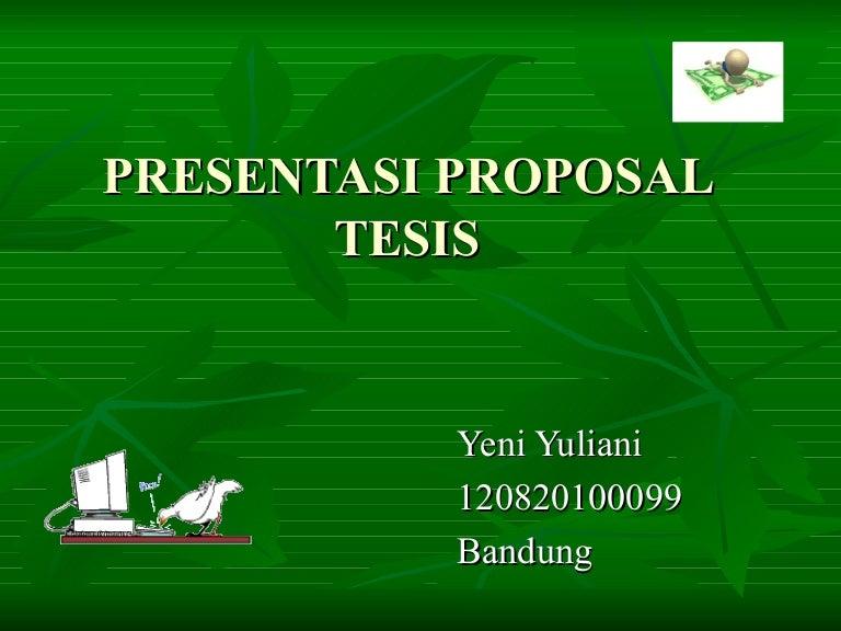 Contoh proposal tesis kuantitatif ilmu komunikasi