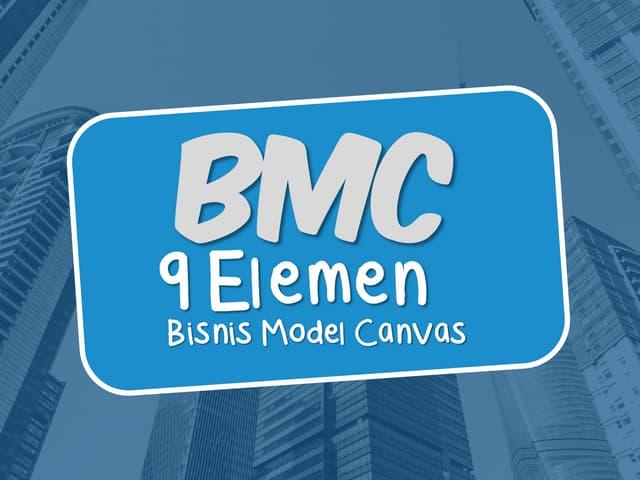 Presentasi bisnis model canvas