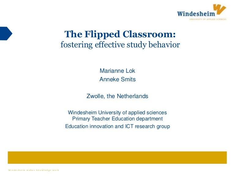 349f809362e93e Flipped classroom Marianne Lok