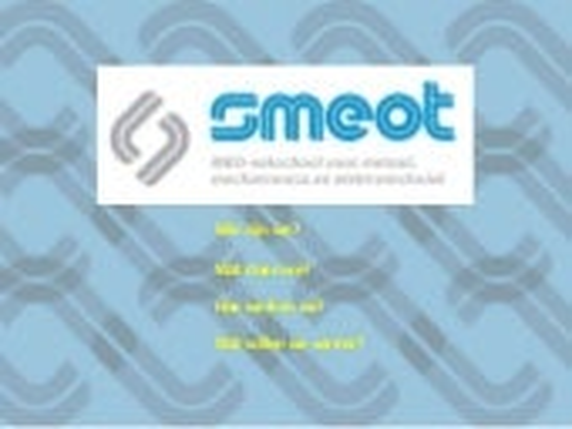 Presentatie SMEOT