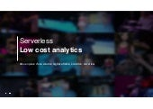 Serverless low cost analytics by Adways y Audric Guigon