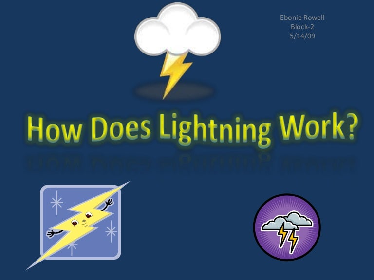 how does lightning work?