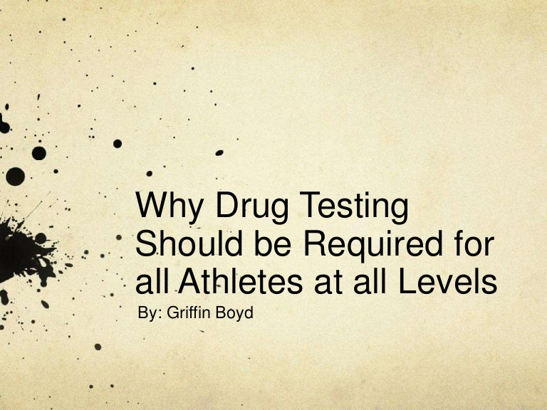 mandatory drug testing should be implemented for students involved in sports activities Considering it's not mandatory for all students, just the ones that want to participate in extracurricular activities or want to drive on campus, i don't if the idea is weed out druggie kids from extracurriculars then it should be mandatory for all of the kids if the kids are serious about wanting to be on those.