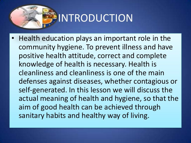 importance of health is wealth