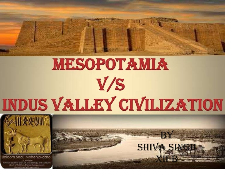 comparing two civilizations