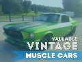 Valuable Vintage Muscle Cars