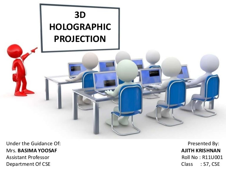 3d hologram projectors holographic images float in mid air. 3d.