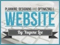 Planning, Designing And Optimizing A Website
