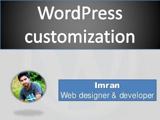 Do you want to customize & fix all issues of your wordpress site?