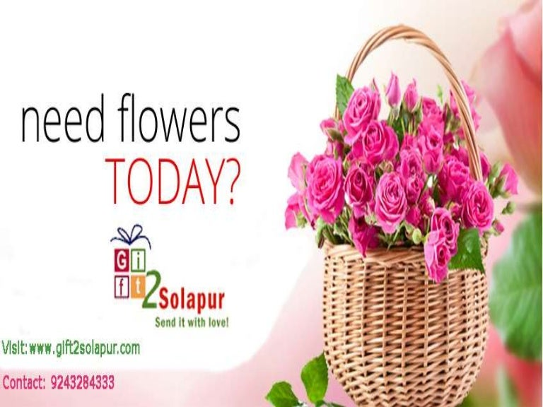 Order Fresh Flowers Online With Same Day Delivery