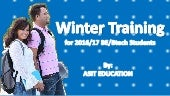 Winter Training Programme for BE/B.Tech