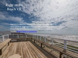 Beach house in galveston - Galveston vacation rentals by owner