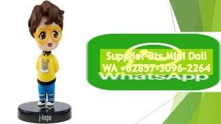 WA +62867-3096-2264, Pusat Grosir Mini Doll Kirim Ke Pontianak