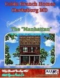 Cabin Branch Clarksburg Maryland New Homes The Manhattan with a loft!