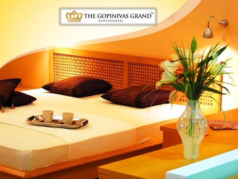 the gopinivas grand hotel, Modern powerpoint