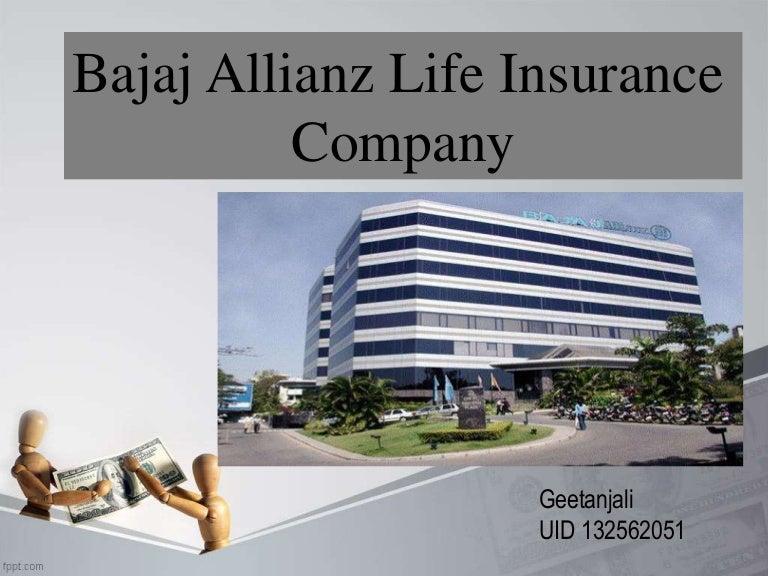 Bajaj Allianz life Insurance Company