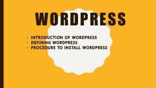 free best tutorial for wordpress