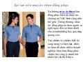 Tại sao nên may áo thun đồng phục