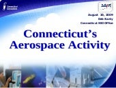 Conneticut's Aerospace Activity