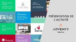 Presentation Advency Media - Agence SEM Paris