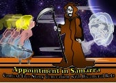 Appointment in Samarra: Bicameral Story-telling bots