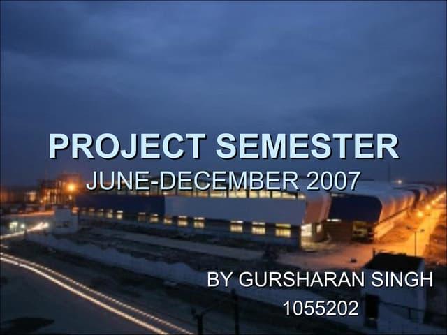 Presentation by gursharan singh for engineeringcivil.com