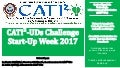 CATI²-UDs Challenge Start-Up week 2017