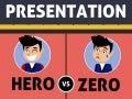 Presentation Hero vs. Zero  - 10 Keys to a Successful Presentation