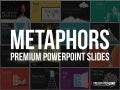 Flat Design Metaphor Graphics for PowerPoint