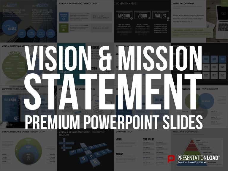 Vision and mission statement for powerpoint toneelgroepblik Gallery