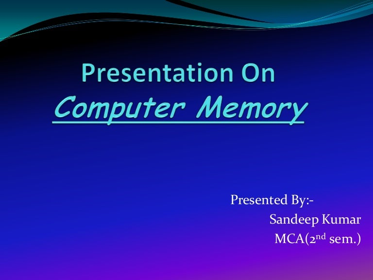 Ppt introduction of computer powerpoint presentation id:1687860.