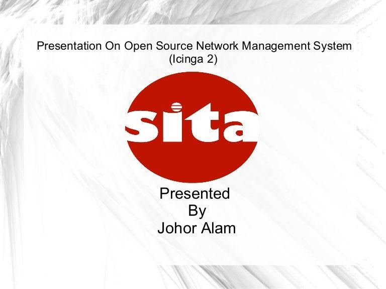 Eng  Johor Alam Presentation Slide on icinga 2