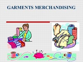 Presentation on Merchandising