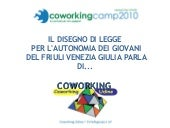 Coworking Udine @ Coworking CAMP 17 aprile